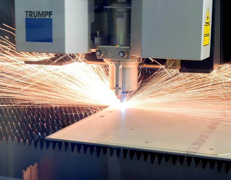 Laser cutting - Services